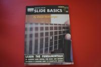 Acoustic Guitar Slide Basics (mit CD) (Acoustic Guitar Private Lessons) Gitarrenbuch