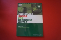 Christmas Songs for Beginning Guitar (mit CD) (Acoustic Guitar Private Lessons) Gitarrenbuch