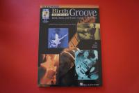 Birth of the Groove (mit CD) (Inside the Blues) Gitarrenbuch
