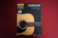 Bluegrass Guitar (mit CD) (Hal Leonard Guitar Method) Gitarrenbuch
