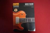 Music Theory (mit CD) (Hal Leonard Guitar Method) Gitarrenbuch