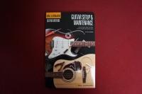 Guitar Setup & Maintenance (Hal Leonard Guitar Method) Gitarrenbuch