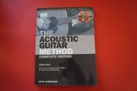 Acoustic Guitar Method (mit CDs) (Acoustic Guitar Private Lessons) Gitarrenbuch