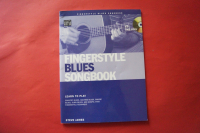 Fingerstyle Blues Songbook (mit CD) (Acoustic Guitar Private Lessons) Gitarrenbuch