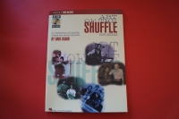 Art of the Shuffle for Guitar (mit CD) (Inside the Blues) Gitarrenbuch