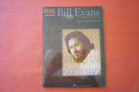 Bill Evans - Plays Standards Songbook Notenbuch Piano