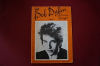 Bob Dylan - Bob Dylan und seine Songs Band 1 Songbook Notenbuch Piano Vocal Guitar PVG