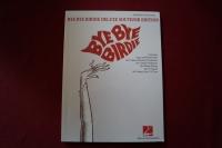 Bye Bye Birdie (Deluxe Souvenir Edition) Songbook Notenbuch Piano Vocal Guitar PVG