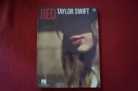 Taylor Swift - Red Songbook Notenbuch Piano Vocal Guitar PVG
