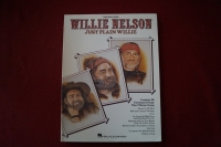 Willie Nelson - Just Plain Willie Songbook Notenbuch Piano Vocal Guitar PVG