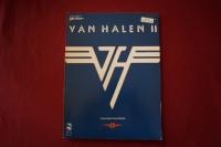Van Halen - II Songbook Notenbuch Vocal Guitar