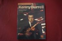Kenny Burrell - Guitar Signature Licks (mit CD) Songbook Notenbuch Guitar