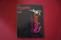 Cabaret (ältere Ausgabe) Songbook Notenbuch Piano Vocal Guitar PVG
