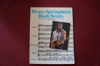 Bruce Springsteen - Rock Score Songbook Notenbuch für Bands (Transcribed Scores)