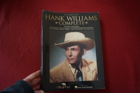 Hank Williams - Complete Songbook Notenbuch Piano Vocal Guitar PVG