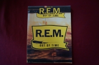 R.E.M. - Out of Time Songbook Notenbuch Piano Vocal Guitar PVG