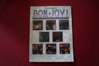 Bon Jovi - Guitar Anthology Songbook Notenbuch Vocal Guitar