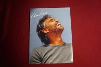 Andrea Bocelli - Andrea Songbook Notenbuch Piano Vocal Guitar PVG