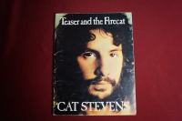 Cat Stevens - Teaser and the Firecat Songbook Notenbuch Piano Vocal Guitar PVG