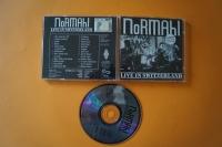 Normahl  Live in Switzerland (CD)