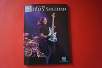 Billy Sheehan - Best of Songbook Notenbuch Vocal Bass