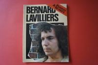 Bernard Lavilliers - Paroles & Musique Songbook Notenbuch Piano Vocal Guitar PVG