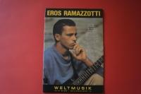 Eros Ramazzotti - Band 2 Songbook Notenbuch Piano Vocal Guitar PVG