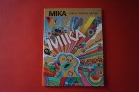 Mika - Life in Cartoon Motion Songbook Notenbuch Piano Vocal Guitar PVG