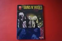 Guns n Roses - Best of for Bass Songbook Notenbuch Vocal Bass