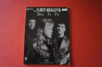 Jeff Healey Band - Hell to pay (mit Poster) Songbook Notenbuch Vocal Guitar
