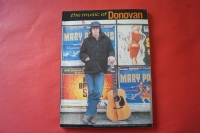 Donovan - The Music of Songbook Notenbuch Piano Vocal Guitar PVG