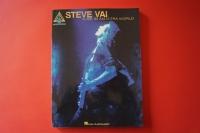 Steve Vai - Alive in an Ultra World Songbook Notenbuch Vocal Guitar