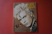 Billy Idol - Whiplash Smile (ohne Poster) Songbook Notenbuch Vocal Guitar