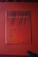John Lennon - Piano Solos Songbook Notenbuch Piano