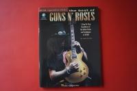 Guns n Roses - Best of (Signature Licks, mit Audiocode) Songbook Notenbuch Guitar