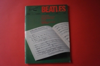 Beatles - The Green Book Songbook Notenbuch für Bands (Transcribed Scores)