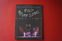Neil Young - Rust never sleeps Songbook Notenbuch Vocal Guitar