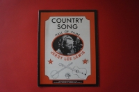 Jerry Lee Lewis - Hall of Fame Songbook Notenbuch Vocal Guitar