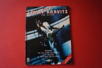 Lenny Kravitz - Best of for Guitar (ohne Poster) Songbook Notenbuch Vocal Guitar