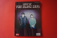 Black Keys - Best of Songbook Notenbuch Piano Vocal Guitar PVG