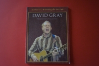 David Gray - Acoustic Masters for Guitar Songbook Notenbuch Vocal Guitar