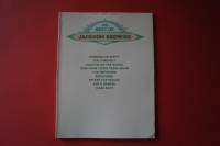 Jackson Browne - The Best of Songbook Notenbuch Piano Vocal Guitar PVG