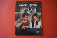 Music and Lyrics Songbook Notenbuch Piano Vocal Guitar PVG