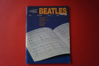 Beatles - The Blue Book Songbook Notenbuch für Bands (Transcribed Scores)