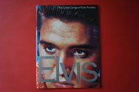 Elvis - The Great Songs of (neuere Ausgabe) Songbook Notenbuch Piano Vocal Guitar PVG