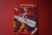 Joe Satriani - Surfing with the Alien (mit Poster) Songbook Notenbuch Vocal Guitar