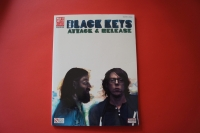Black Keys - Attack & Release Songbook Notenbuch Vocal Guitar