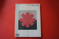 Red Hot Chili Peppers - Greatest Hits Songbook Notenbuch Piano Vocal Guitar PVG