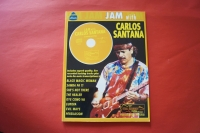 Santana - Jam with (mit CD) Songbook Notenbuch Vocal Guitar