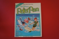 Peter Pan Songbook Notenbuch Piano Vocal Guitar PVG